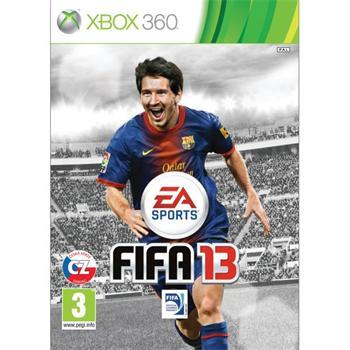 FIFA 13 CZ - XBOX 360 - BAZÁR (použitý tovar)