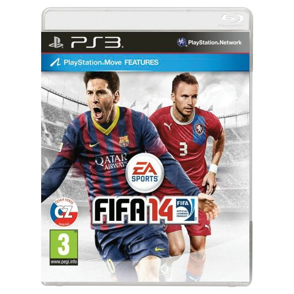 FIFA 14  [PS3] - BAZÁR (použitý tovar)