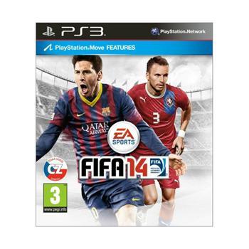 FIFA 14 CZ [PS3] - BAZÁR (použitý tovar)