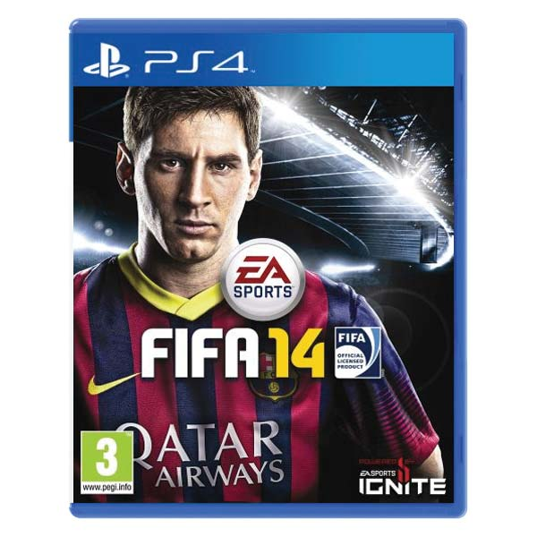 FIFA 14 [PS4] - BAZÁR (použitý tovar)