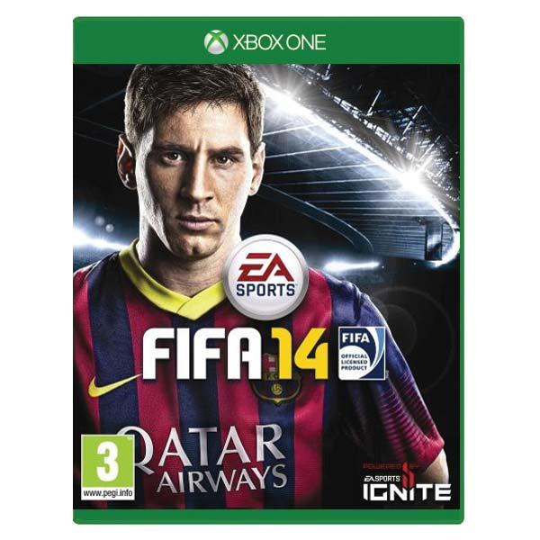 FIFA 14 [XBOX ONE] - BAZÁR (použitý tovar)