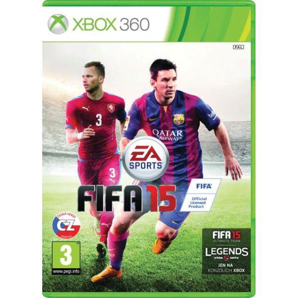 FIFA 15 CZ XBOX 360