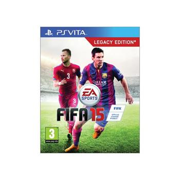 FIFA 15 (Legacy Edition) [PS Vita] - BAZ�R (pou�it� tovar)
