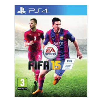 FIFA 15 [PS4] - BAZÁR (použitý tovar)