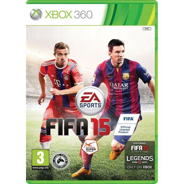 FIFA 15 [XBOX 360] - BAZÁR (použitý tovar)