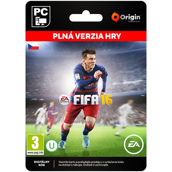 FIFA 16 CZ [Origin] PC digital