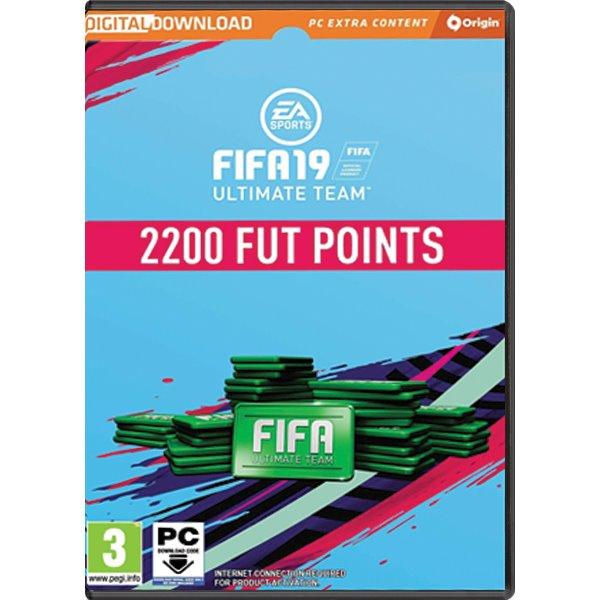 FIFA 19 (2200 FUT Points)