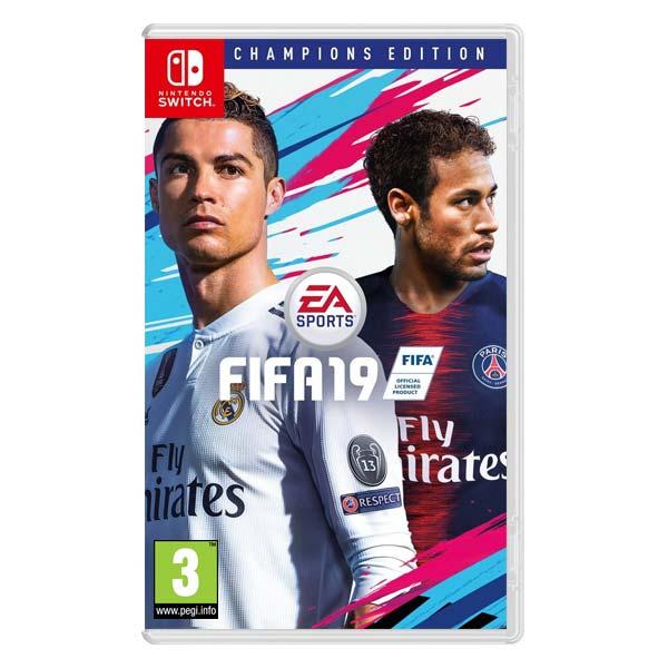 774678d400fb2 FIFA 19 (Champions Edition)