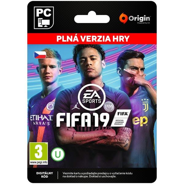 FIFA 19 CZ [Origin]