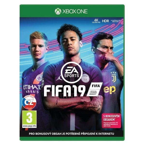 FIFA 19 CZ XBOX ONE