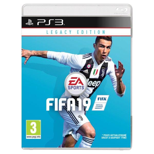 FIFA 19 (Legacy Edition) [PS3] - BAZÁR (použitý tovar)