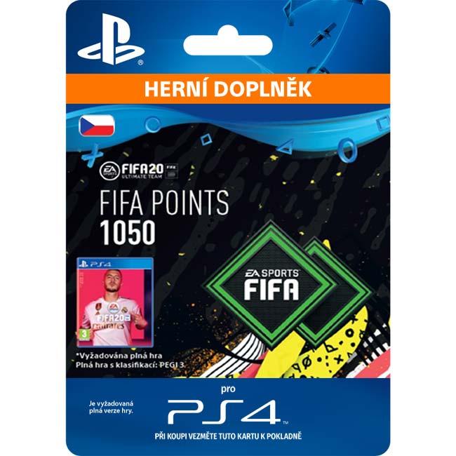 FIFA 20 (CZ 1050 FIFA Points)