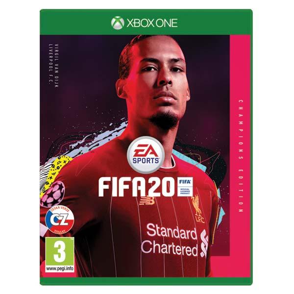 FIFA 20 CZ (Champions Edition)