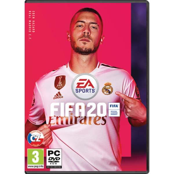 FIFA 20 CZ PC