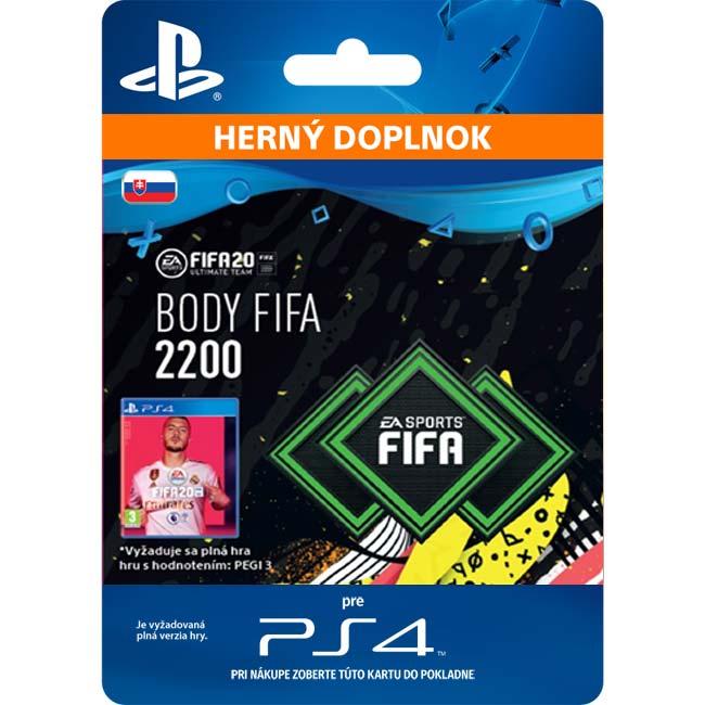 FIFA 20 (SK 2200 FIFA Points)