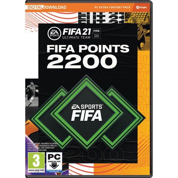FIFA 21 (2200 FUT Points)