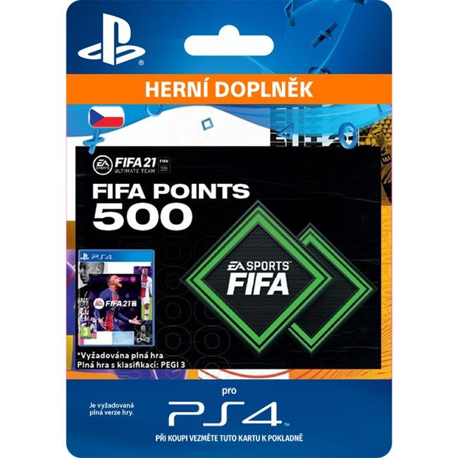 FIFA 21 (CZ 500 FIFA Points)