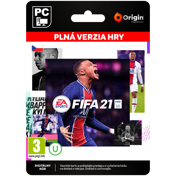 FIFA 21 CZ [Origin]