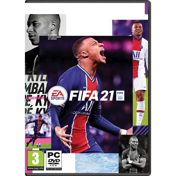 FIFA 21 CZ PC