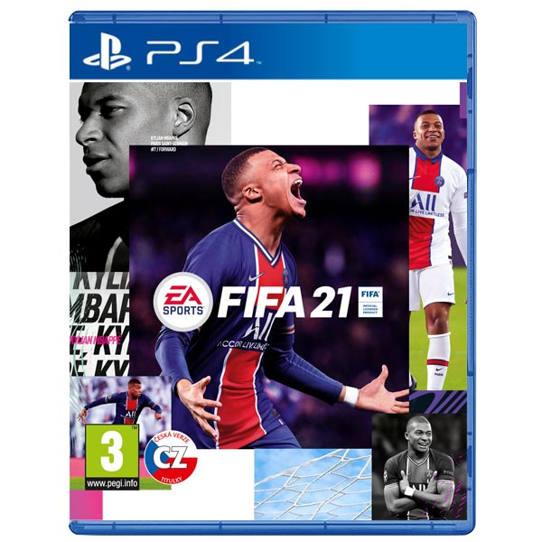 FIFA 21 CZ PS4