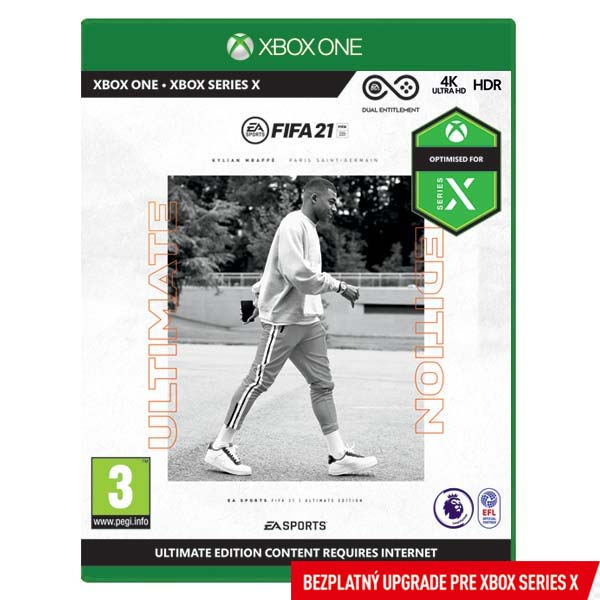 FIFA 21 CZ (Ultimate Edition)