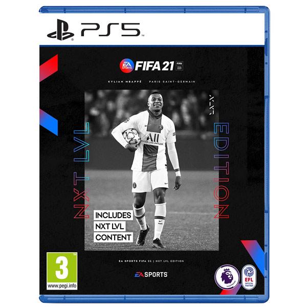 FIFA 21 - NXT LVL Edition