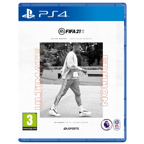 FIFA 21 (Ultimate Edition) PS4