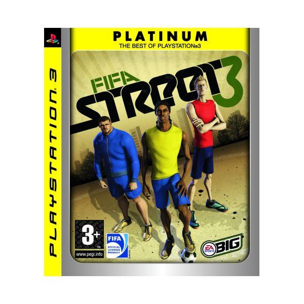FIFA Street 3 [PS3] - BAZÁR (použitý tovar)