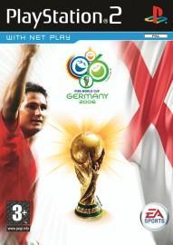 FIFA World Cup: Germany 2006 [PS2] - BAZÁR (použitý tovar)