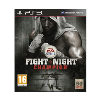 Fight Night Champion PS3 - BAZ�R (pou�it� tovar)