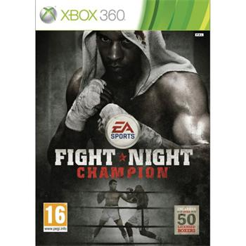 Fight Night Champion [XBOX 360] - BAZ�R (pou�it� tovar)