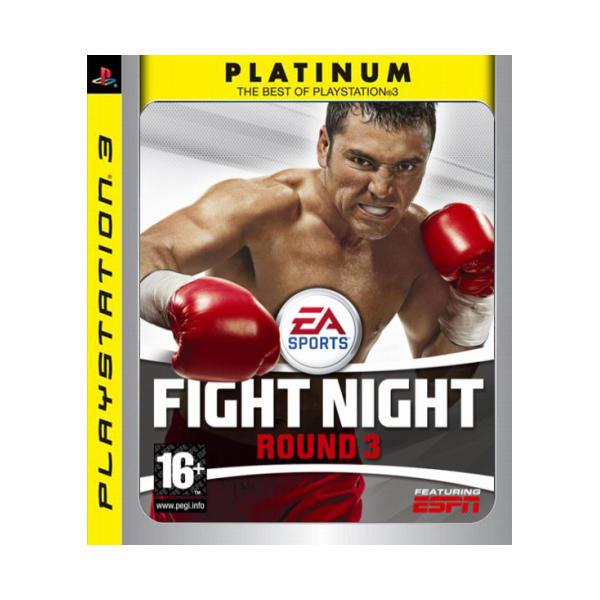 Fight Night Round 3-PS3 - BAZÁR (použitý tovar)
