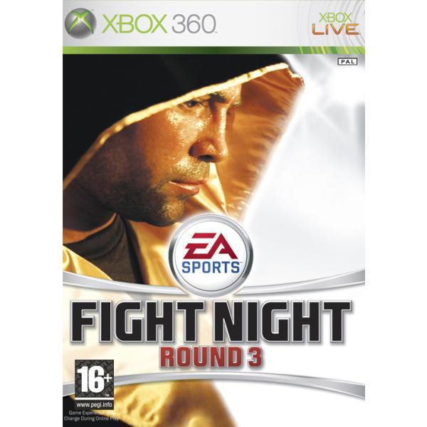 Fight Night Round 3 [XBOX 360] - BAZÁR (použitý tovar)