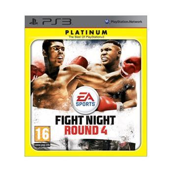 Fight Night Round 4 [PS3] - BAZÁR (použitý tovar)
