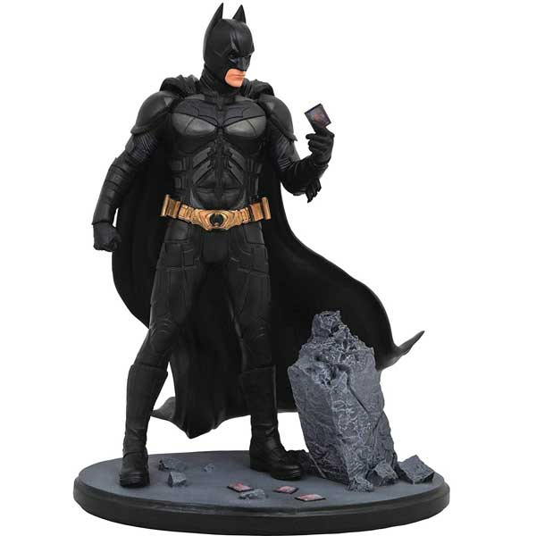 Figúrka DC Movie Gallery Batman from Dark Knight Rises PVC Diorama