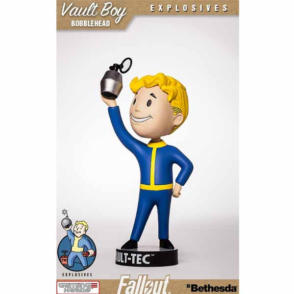 Figúrka Fallout: Vault Boy 111 - Explosives