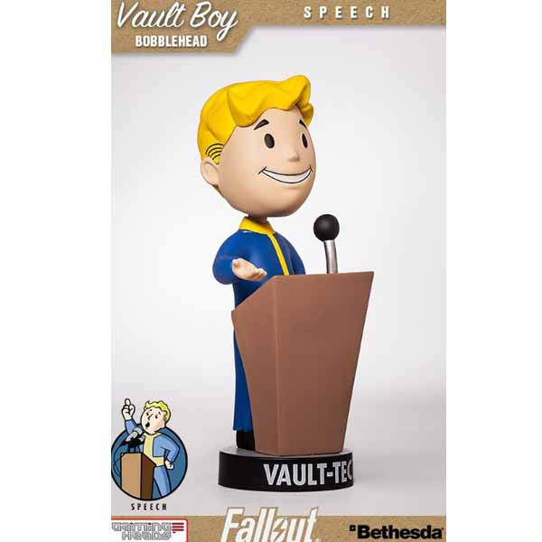 Figúrka Fallout: Vault Boy 111 - Speech