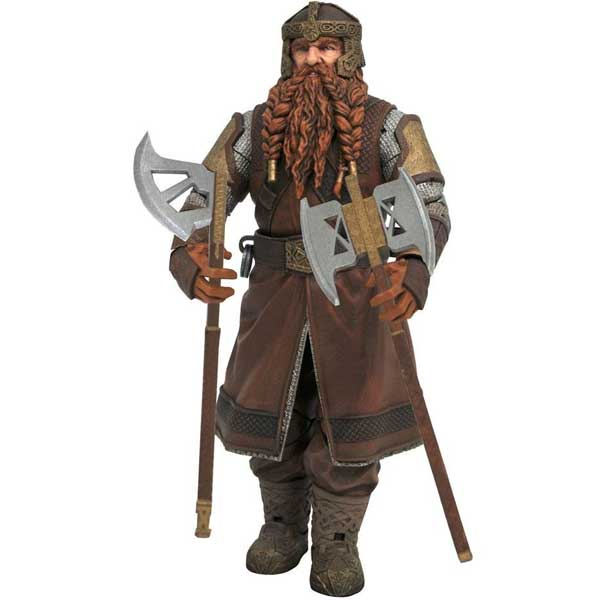 Figúrka The Lord of The Rings: Gimli Action Figure