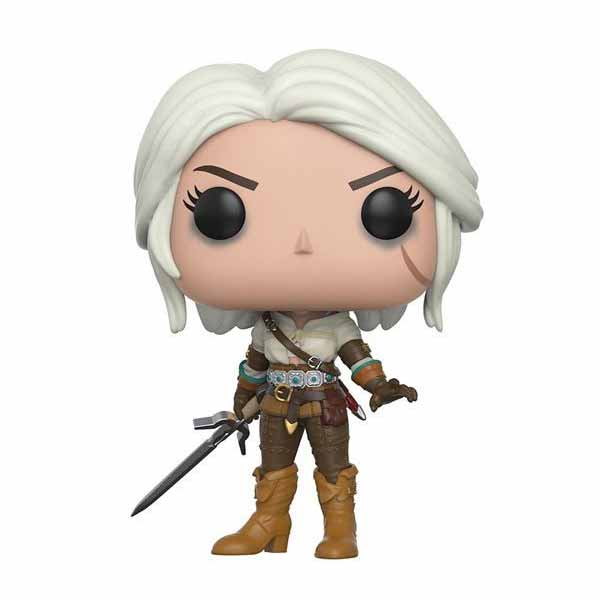 Figúrka POP! Ciri (Witcher)