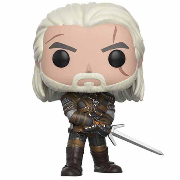 Figúrka POP! Geralt (Witcher)