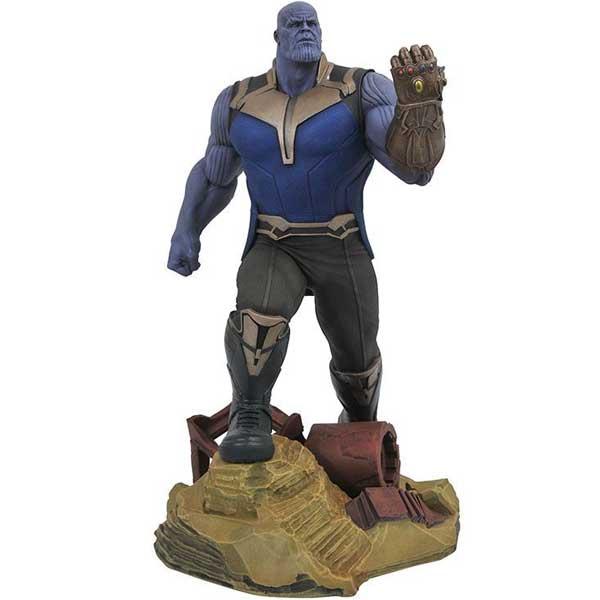 Figúrka Thanos Gallery Diorama