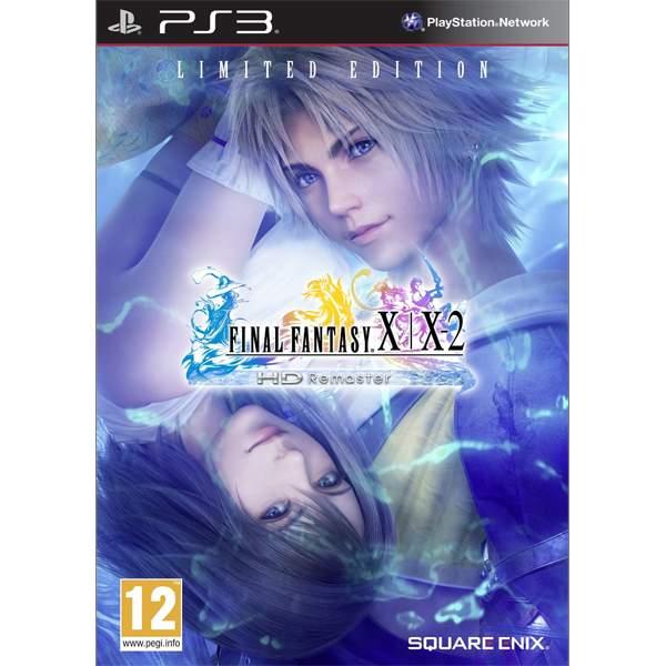 Final Fantasy X & X-2 HD Remaster (Limited Edition) [PS3] - BAZÁR (použitý tovar)