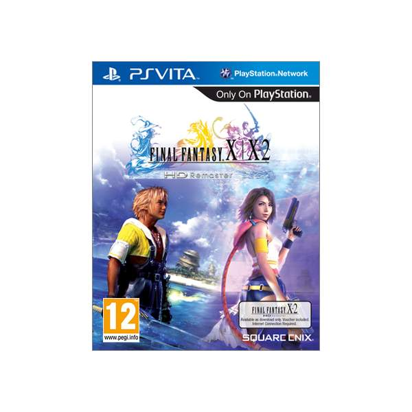 Final Fantasy 10/10-2 (HD Remaster)