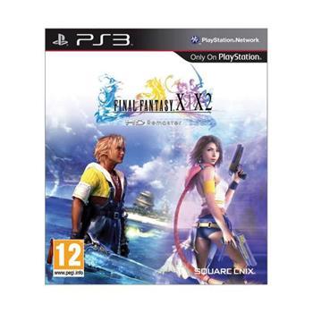 Final Fantasy 10/10-2 (HD Remaster) [PS3] - BAZÁR (použitý tovar)