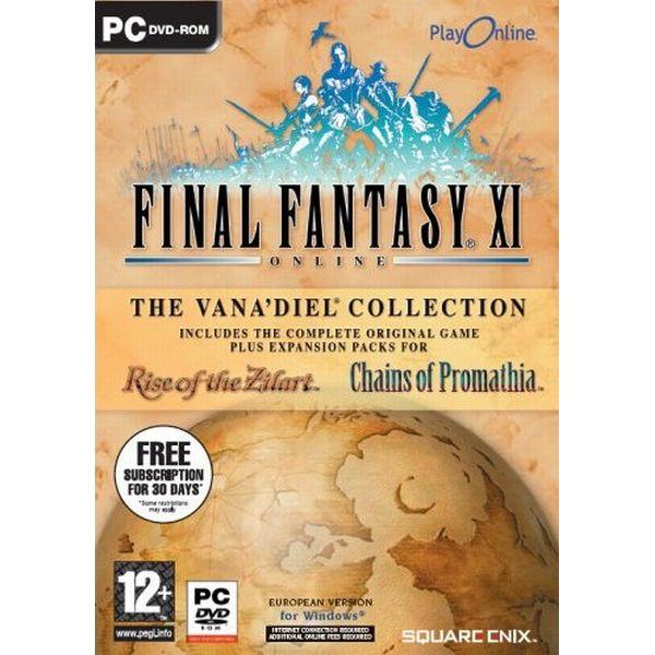 Final Fantasy 11 Online (The Vana'diel Collection)