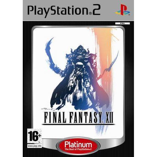 Final Fantasy 12-PS2 - BAZÁR (použitý tovar)