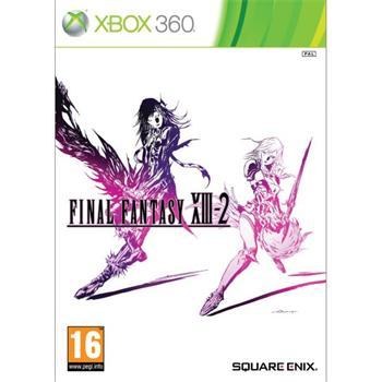Final Fantasy 13-2 [XBOX 360] - BAZÁR (použitý tovar)
