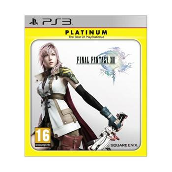 Final Fantasy 13 [PS3] - BAZ�R (pou�it� tovar)