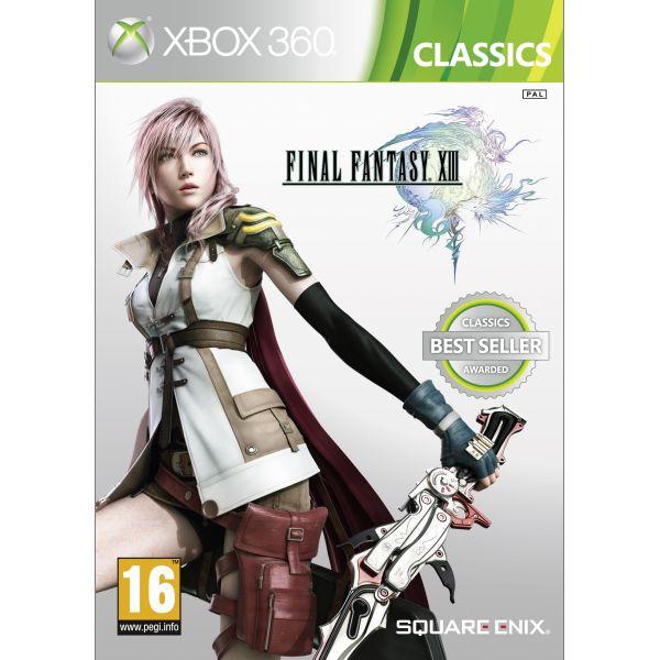 Final Fantasy 13 [XBOX 360] - BAZÁR (použitý tovar)