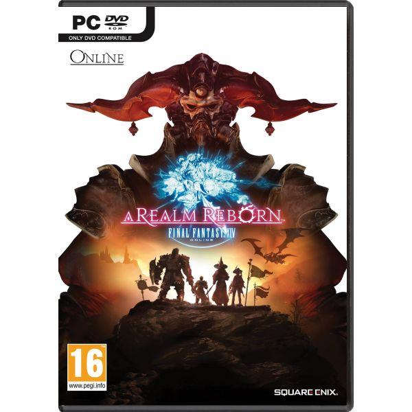 Final Fantasy 14 Online: A Realm Reborn PC